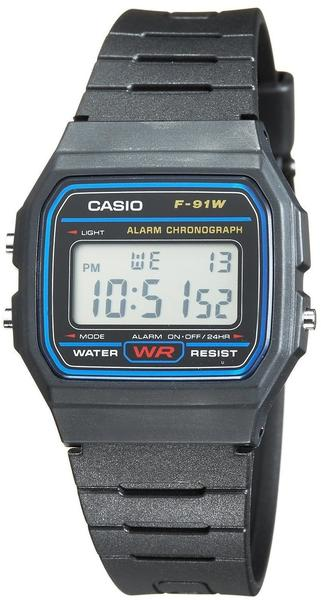 Casio Collection (F-91W-1XY)