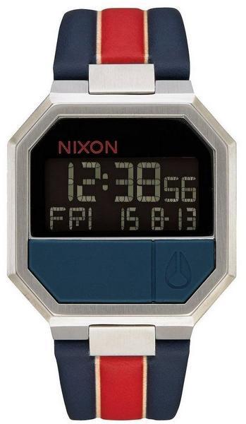 Nixon Re-Run Leather White/Stripes (A944-1854)