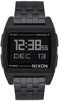 nixon-base-a1107-001-all-black-digitaluhr-38mm-10atm