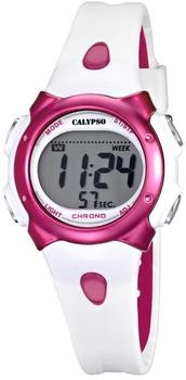 Calypso Unisex-Armbanduhr Digital Quarz Plastik K5609/3