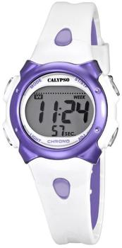 Calypso Unisex-Armbanduhr Digital Quarz Plastik K5609/2