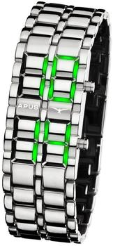 apus-zeta-silver-green-as-zt-sg-led-uhr-fuer-herren-design-highlight