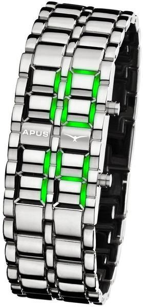 Apus Zeta Silver Green AS-ZT-SG