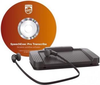 Philips SpeechExec Pro Transcription Set 7277/07 (LFH7277/07)