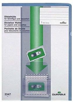 DURABLE Durable Diktathülle 2347-06