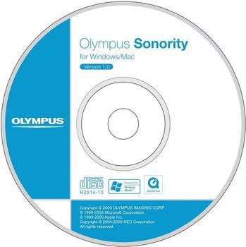 Olympus Sonority Notebook Plug-in
