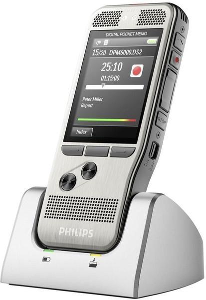 Philips Digital Pocket Memo DPM6700