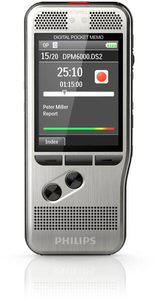 Philips Digital Pocket Memo DPM6000/01