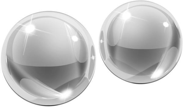Pipedream Icicles Glass Ben-Wa Balls No. 41 Small