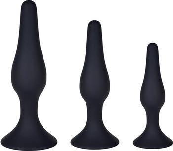 Utimi Buttplugs (3 Stk.)