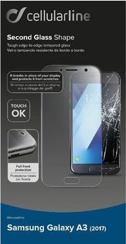 Cellular Line Second Glass (Galaxy A3 2017)