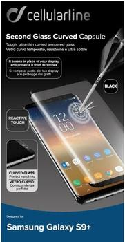 Cellular Line Second Glass Curved Capsule (Galaxy S9)