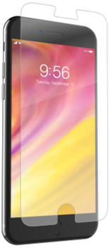 ZAGG InvisibleShield Glass+ Contour (iPhone 8) clear