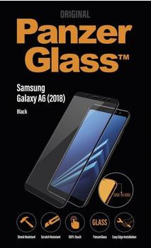PanzerGlass Edge-to-Edge (Galaxy A6 2018) schwarz