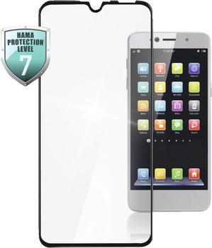 Hama Full-Screen-Schutzglas für Huawei P30 Lite (New Edition), Schwarz