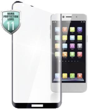Hama 3D-Full-Screen-Schutzglas für Huawei P30 lite, Schwarz
