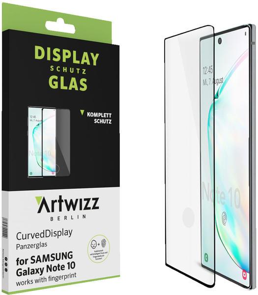 Artwizz CurvedDisplay Displayschutz (Samsung Galaxy Note 10)