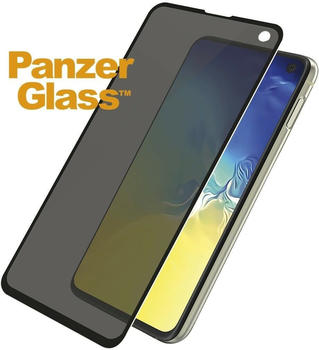 PanzerGlass Privacy Filter, Schutzfolie schwarz, Samsung Galaxy S10e