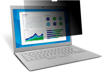 "3M Blickschutzfilter MacBook Pro 13"" Schwarz"
