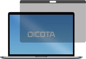 Dicota Secret 2-Way, Blickschutz schwarz, 2-Wege, MacBook Pro 15, Magnetisch