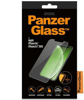 PanzerGlass für Apple iPhone 11/XR Anti-Fingerprint | 3D-Touch fähig