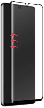"""Hama 3D-Full-Screen-Schutzglas """"SCHOTT 9H"""" für Huawei P30 Pro, Trans/Schwarz Schutzglas"""