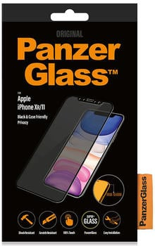 PanzerGlass Privacy Case Friendly Apple iPhone Xr/11 3D-Touch fähig