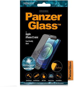 PanzerGlass Case Friendly black iPhone 12 mini