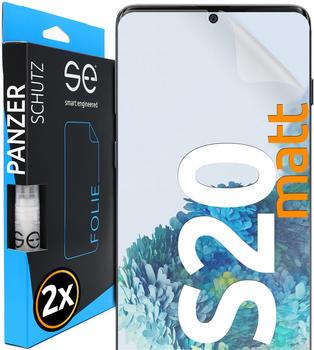 smart engineered Matte Schutzfolie Samsung Galaxy S20