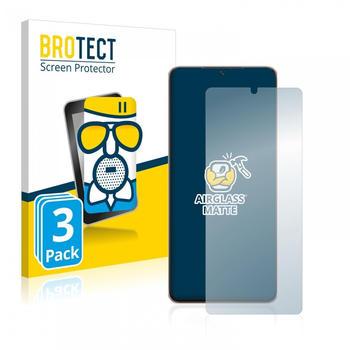 BROTECT AirGlass Matte Panzerglasfolie für Samsung Galaxy S21 Ultra 5G 3x