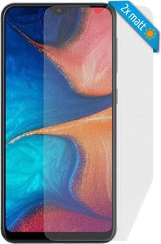 smart engineered Matte Schutzfolie Samsung Galaxy A20e