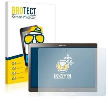 BROTECT 2X Entspiegelungs-Schutzfolie Samsung Galaxy Tab S 10.5 SM-T111 Displayschutz-Folie Matt