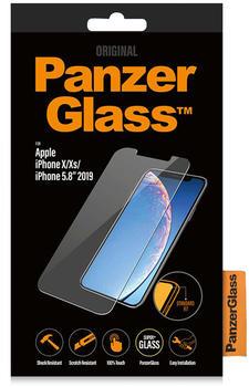 PanzerGlass für Apple iPhone 11 Pro/XS   Anti-Fingerprint   3D-Touch fähig