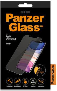 PanzerGlass Privacy für iPhone 11/Xr