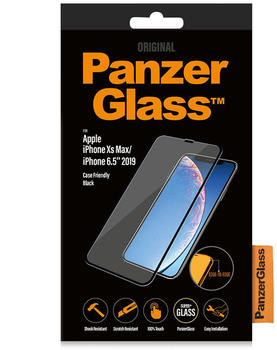 PanzerGlass iPhone 11 Pro Max Edge to Edge CaseFriendly Black | 3D-Touch