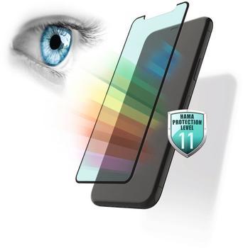 Hama Anti-Bluelight+Antibakteriell Schutzglas (Apple iPhone 6/6s/7/8/SE 2020)