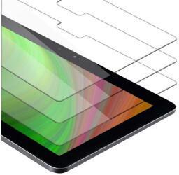Cadorabo 3x Tablet Panzer Folie Tempered für Microsoft Surface RTSurface 2, Schutzfolie in 9H Härte