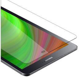 Cadorabo Panzer Folie Tempered für Samsung Galaxy Tab S2 (9,7 Zoll), Schutzfolie in 9H Härte
