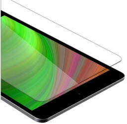Cadorabo Panzer Folie Tempered für Apple iPad AIRiPad AIR 2, Schutzfolie in 9H Härte