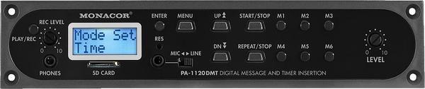 Monacor PA-1120DMT