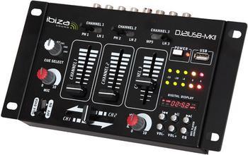 Ibiza DJ-21 USB MKII