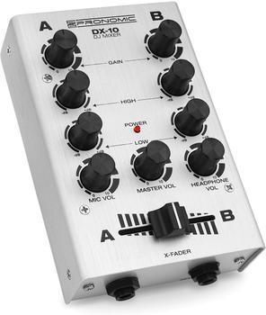 Pronomic DX-10SL (Silver)
