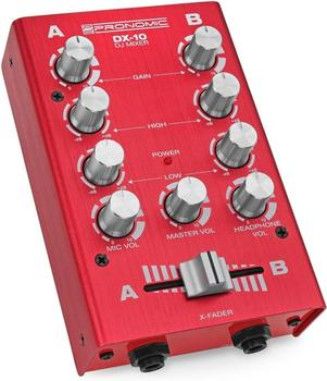 Pronomic DX-10 (Red)