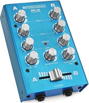 Pronomic DX-10 (Blue)