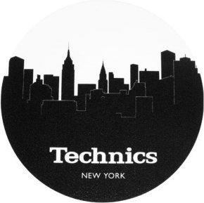 Technics Slipmat Skyline New York