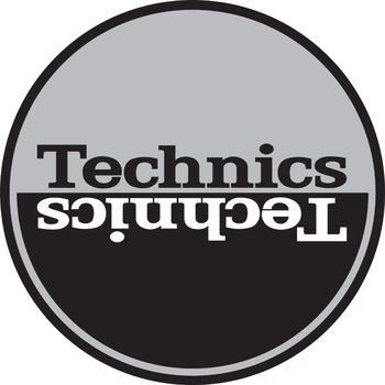 Technics Slipmat Moon