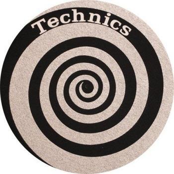 Technics Slipmat Spirale