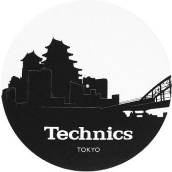 Technics Slipmat Skyline Tokyo