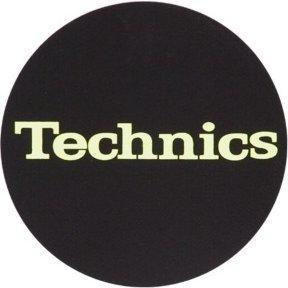 Technics Slipmat Logo Reflex