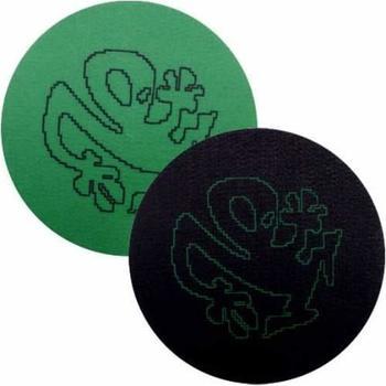 Slipmat-Factory Slipmats Plasticman Silhouette grün (Doppelpack)